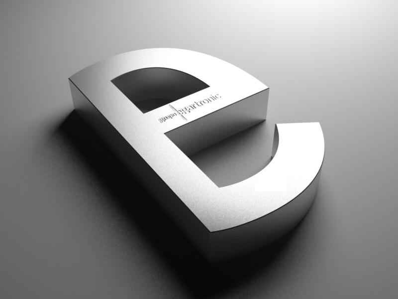 Logo Egartronic máquinas recreativas